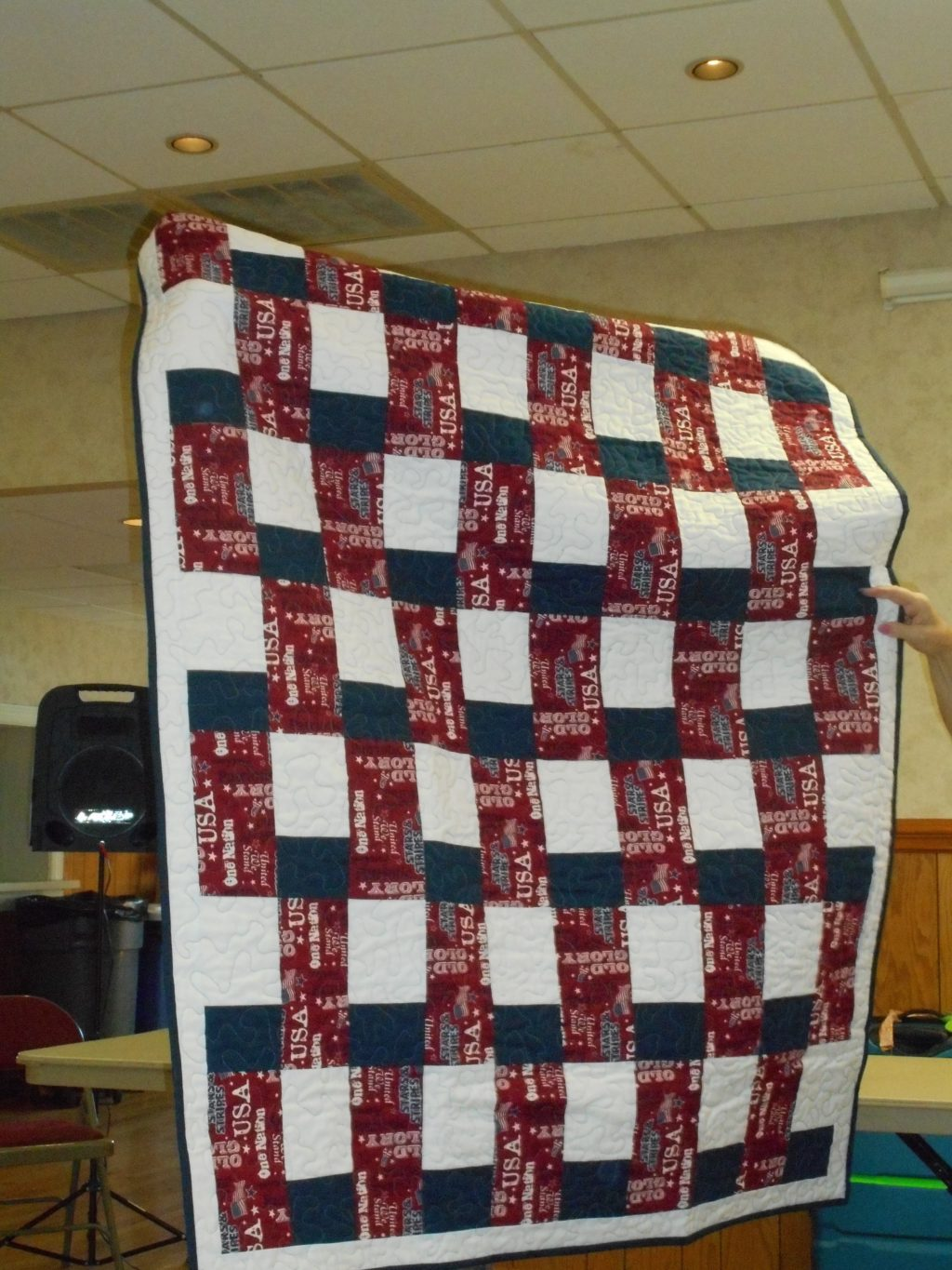 Veterans' Quilts – Calico Cutters : quilts n calicoes - Adamdwight.com